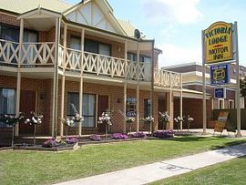 Victoria Lodge Motor Inn and Apartments - Tourism Caloundra