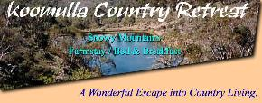 Koomulla Country Retreat - Tourism Caloundra