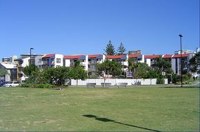 Casablanca Beachfront Apartments
