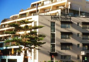 Manly Paradise Motel And Apartments - Tourism Caloundra