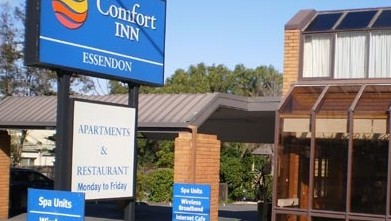 Comfort Inn  Suites Essendon - Tourism Caloundra