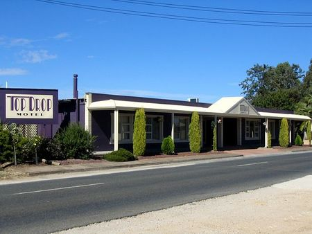 Top Drop Motel - Tourism Caloundra