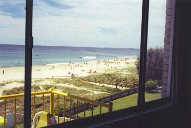 Surfers Pacific Towers - Tourism Caloundra