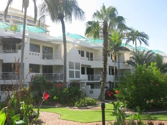 Camargue Beachfront Apartments - Tourism Caloundra