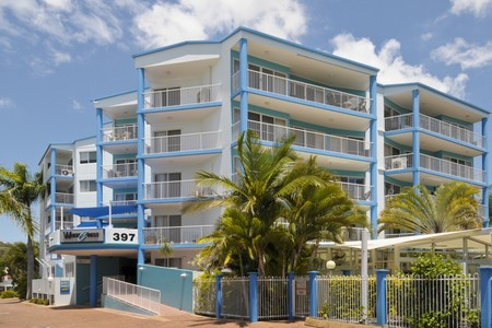 White Crest Luxury Apartments - Tourism Caloundra