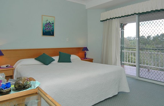 Eumundi Rise Bed And Breakfast - Tourism Caloundra