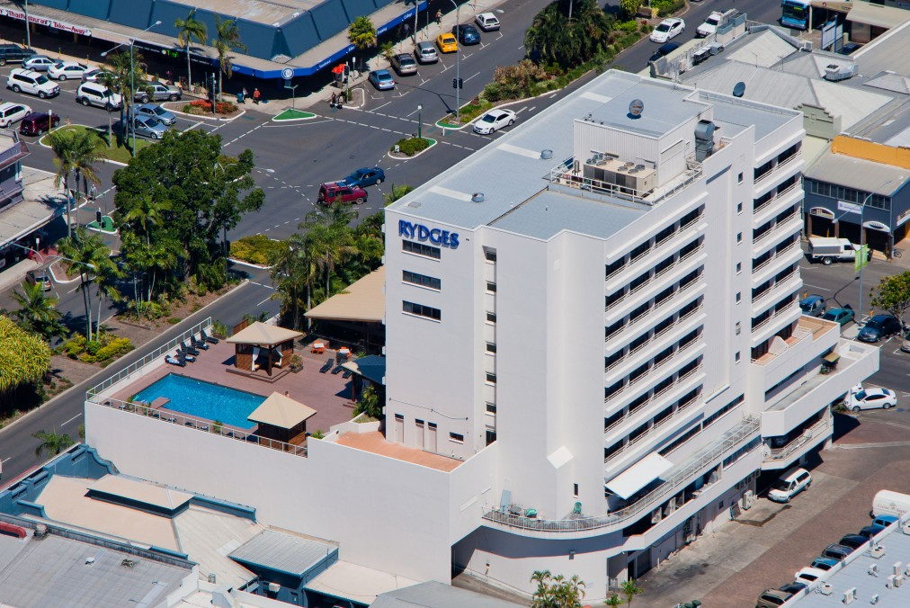 Rydges Plaza Cairns - Tourism Caloundra