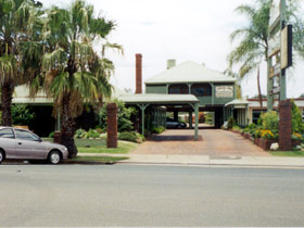 Pioneer Lodge Motel - Tourism Caloundra