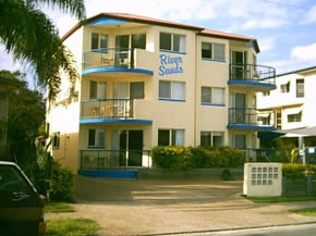 River Sands Holiday Apartments - Tourism Caloundra