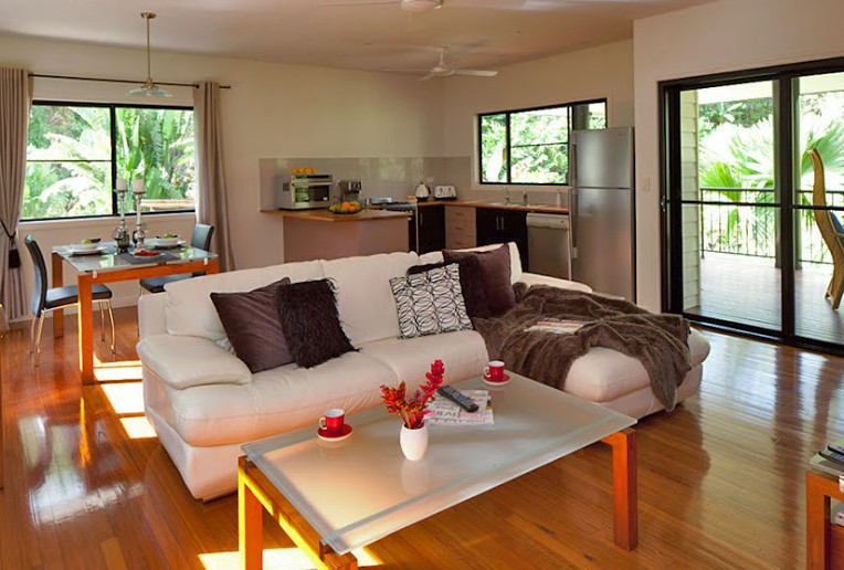 Misty Mountains Tropical Rainforest Romantic Retreat - Tourism Caloundra