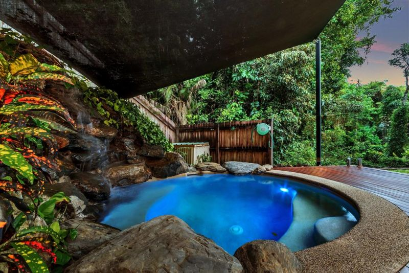 Platypus Springs Rainforest Retreat - Tourism Caloundra