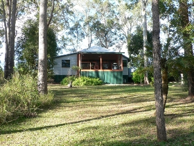 Bushland Cottages and Lodge - Tourism Caloundra