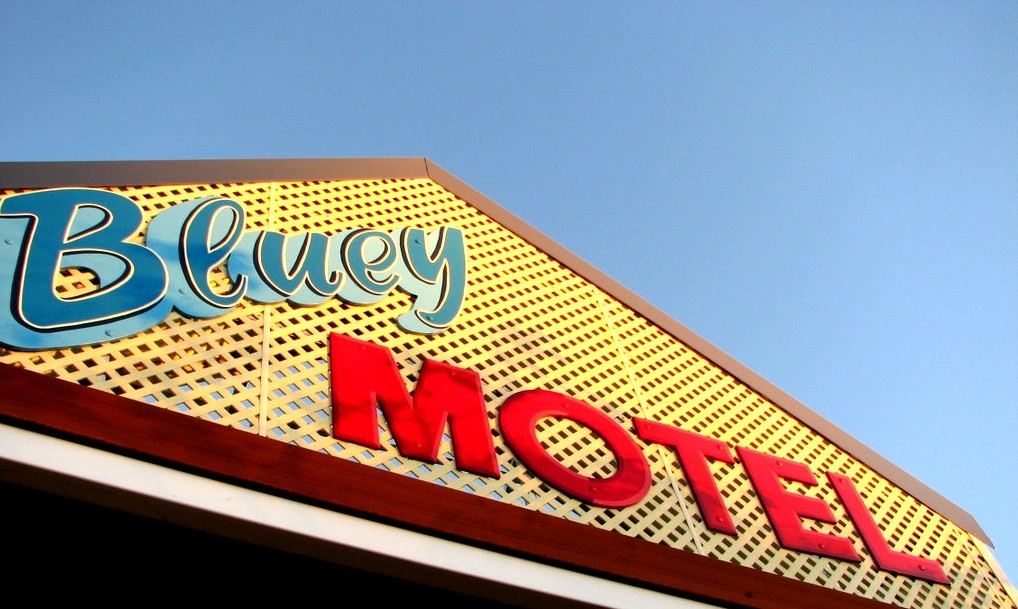Bluey Motel - Tourism Caloundra