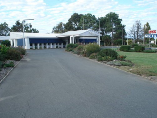 Byer Fountain Motor Inn - Tourism Caloundra