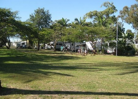 Bucasia Beachfront Caravan Resort - Tourism Caloundra