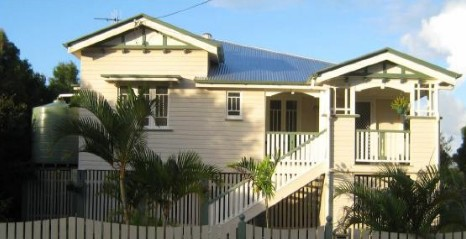 Eco Queenslander Holiday Home and BB - Tourism Caloundra