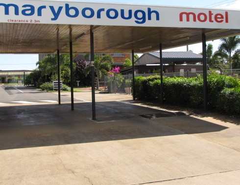 Maryborough Motel and Conference Centre - Tourism Caloundra