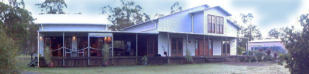 Tin Peaks Bed and Breakfast - Tourism Caloundra