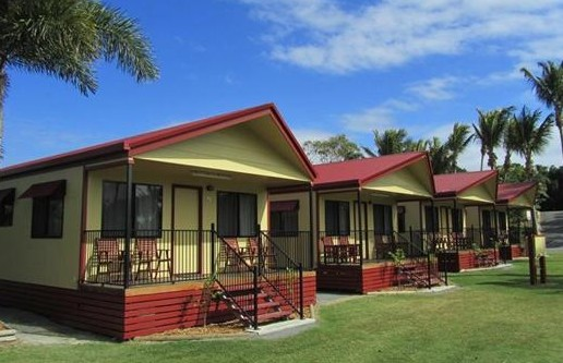 Big 4 Capricorn Palms Holiday Village - Tourism Caloundra