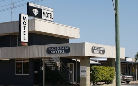 The Black Diamond Motel - Tourism Caloundra