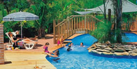 Happy Hallidays Holiday Park - Tourism Caloundra