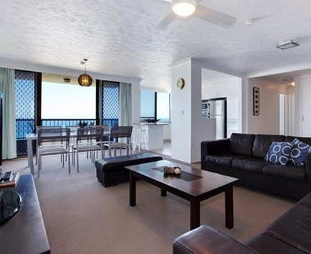 Southern Cross Luxury Apartments - Tourism Caloundra