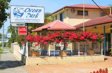 Ocean Park Motel and Holiday Apartments - Tourism Caloundra