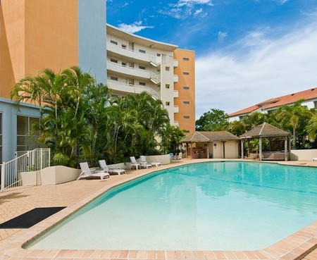 Rays Resort Apartments - Tourism Caloundra