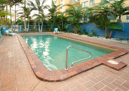 Coral Sea Apartments - Tourism Caloundra