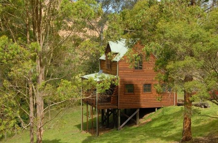 Hookes Creek Forest Retreat - Tourism Caloundra