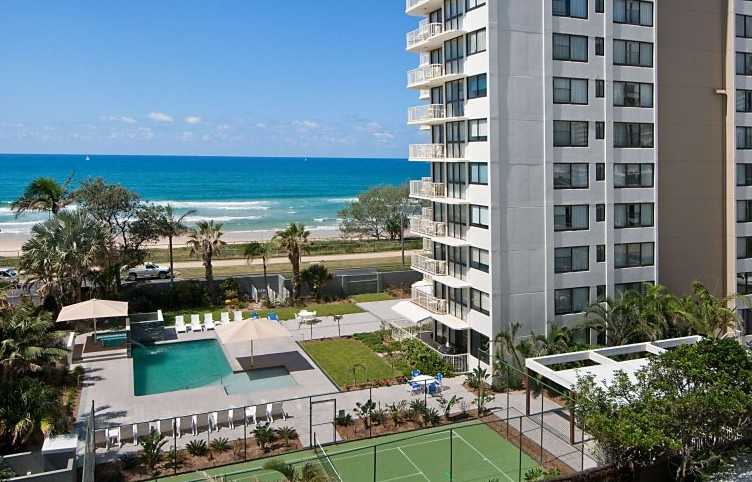Boulevard Towers - Tourism Caloundra