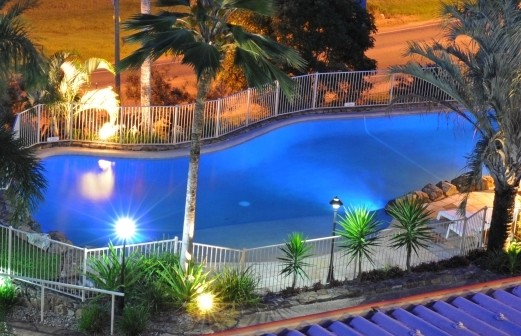 Boathaven Spa Resort - Tourism Caloundra