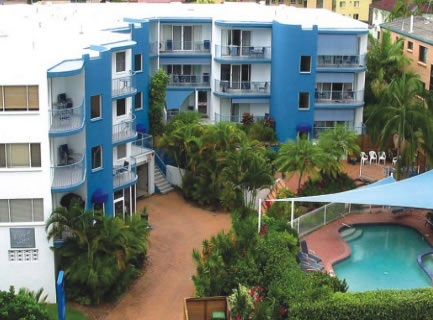 Tranquil Shores Holiday Apartments