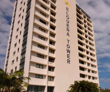 Elouera Tower - Tourism Caloundra