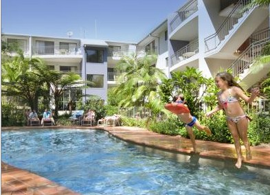Flynns Beach Resort - Tourism Caloundra