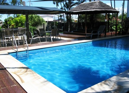 Country Plaza Motor Inn - Tourism Caloundra
