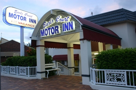 Earls Court Motor Inn - Tourism Caloundra