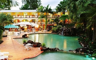 Palm Royale Cairns - Tourism Caloundra