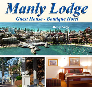 Manly Lodge Boutique Hotel - Tourism Caloundra