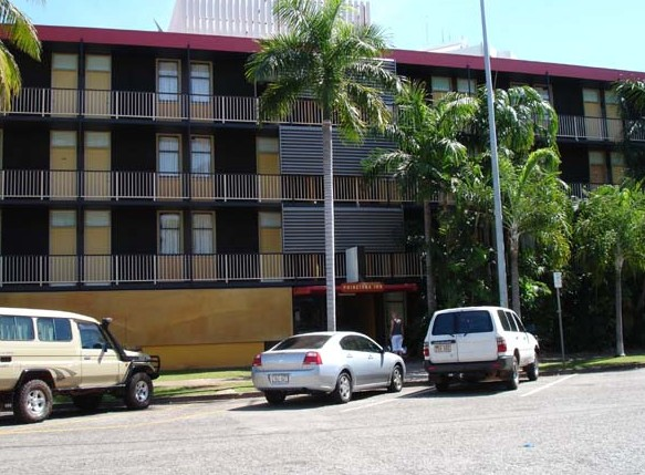 Poinciana Inn - Tourism Caloundra