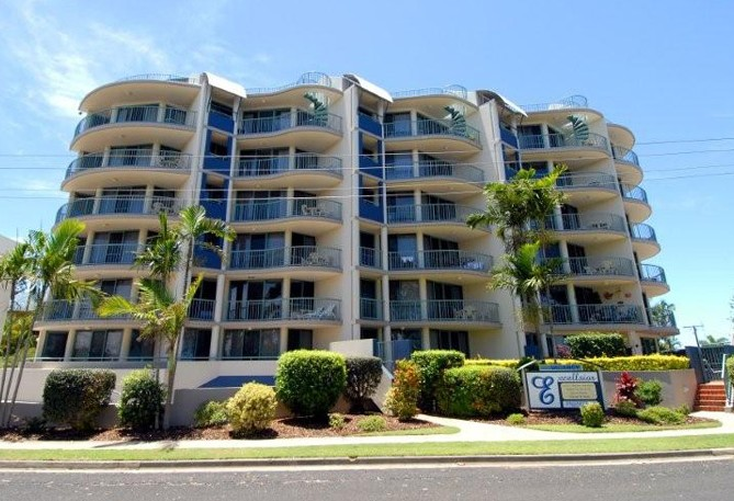 Excellsior Holiday Apartments - Tourism Caloundra