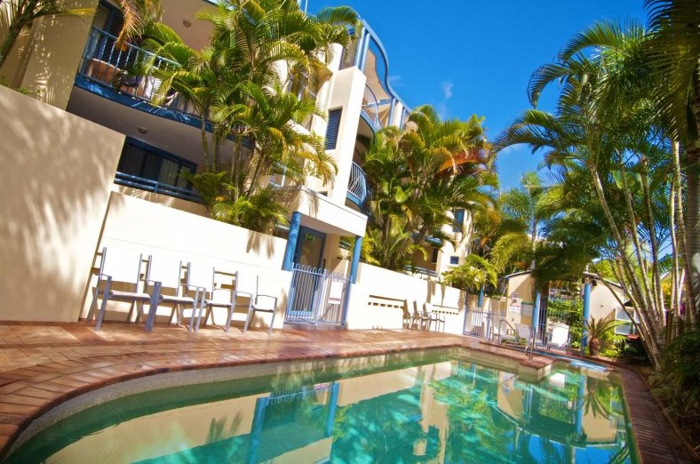 Portobello Resort Apartments - Tourism Caloundra