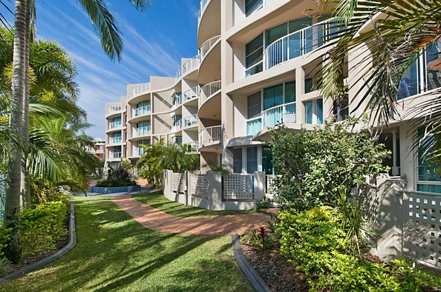 Sailport Mooloolaba Apartments - Tourism Caloundra