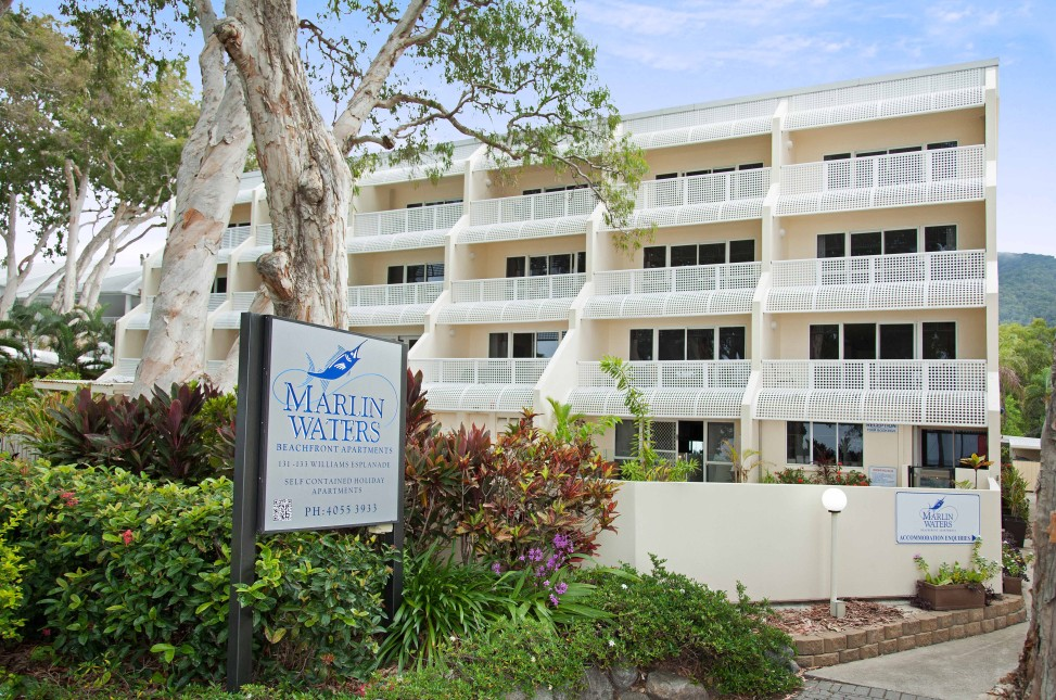 Marlin Waters Beachfront Apartments - Tourism Caloundra