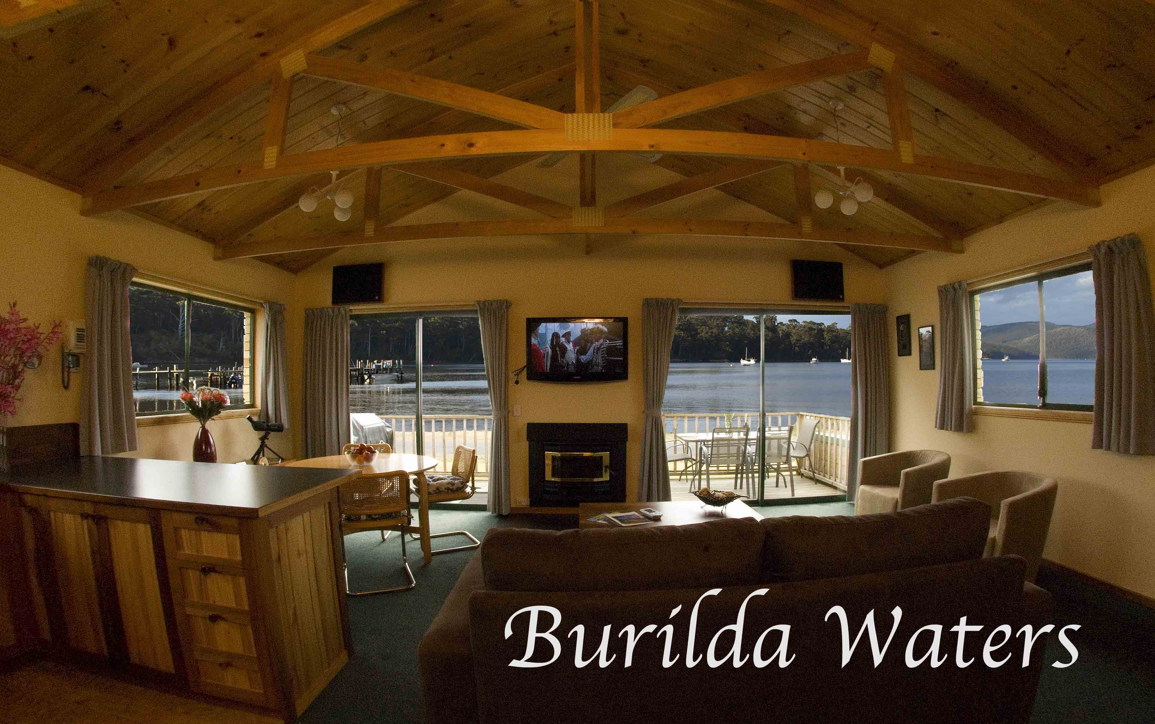 Burilda Waters Port Arthur Waterfront Accommodation - Tourism Caloundra