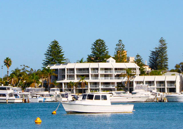 Pier 21 Apartment Hotel Fremantle - Tourism Caloundra