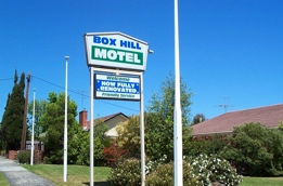 Box Hill Motel - Tourism Caloundra