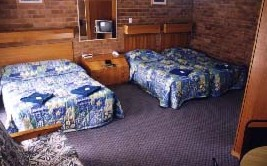 Border Motel - Tourism Caloundra