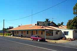 Wagon Wheel Motel - Tourism Caloundra