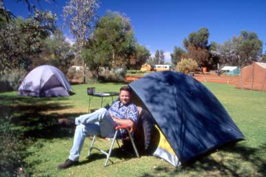 Voyages Ayers Rock Camp Ground - Tourism Caloundra